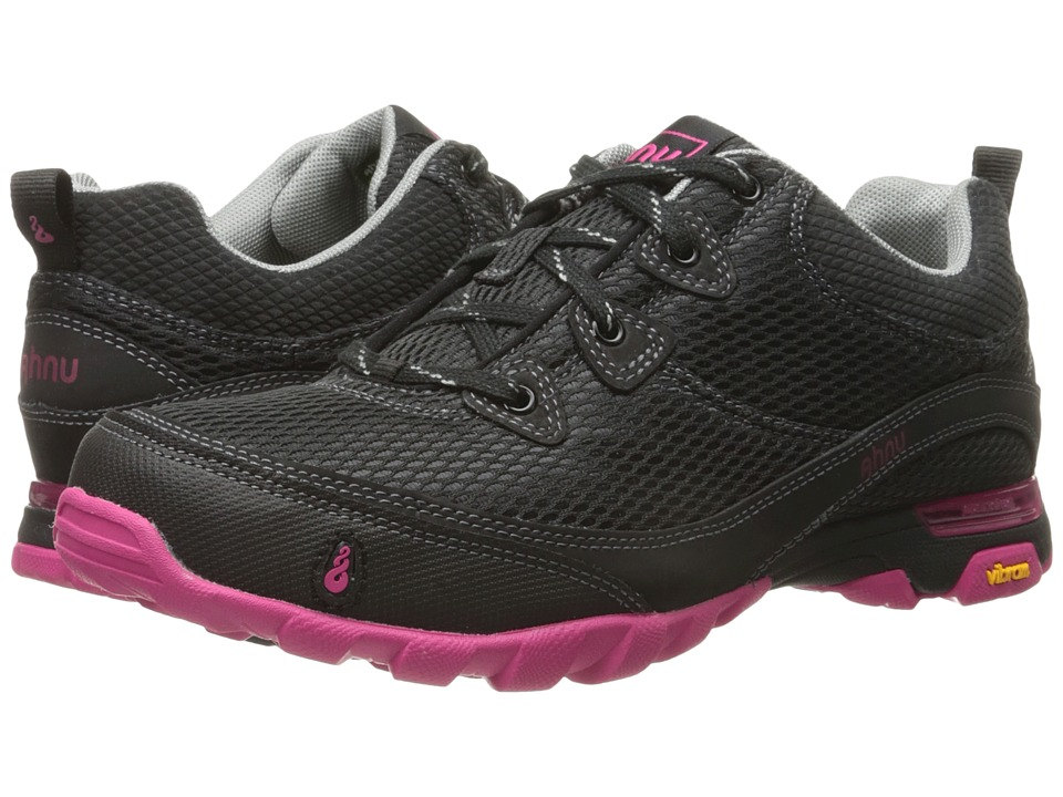 Ahnu - Sugarpine Air Mesh (Black/Pink) Women's Shoes