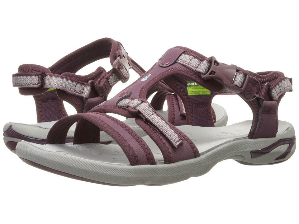 Ahnu - Moonstone (Lace Dark Plum) Women's Shoes