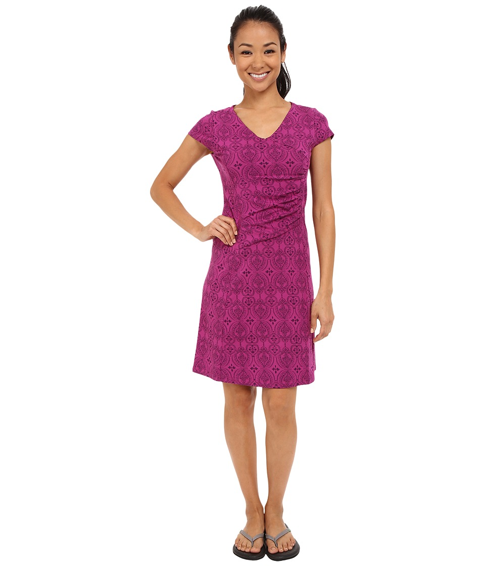Kuhl - Verona Dress (Orchid/Wild Rose Print) Women's Dress