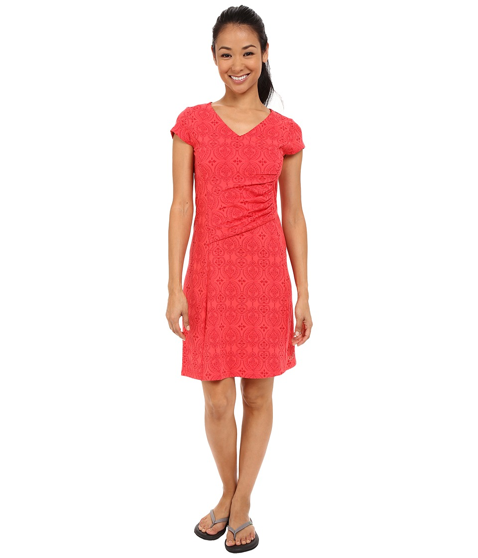 Kuhl - Verona Dress (Poppy Print) Women's Dress