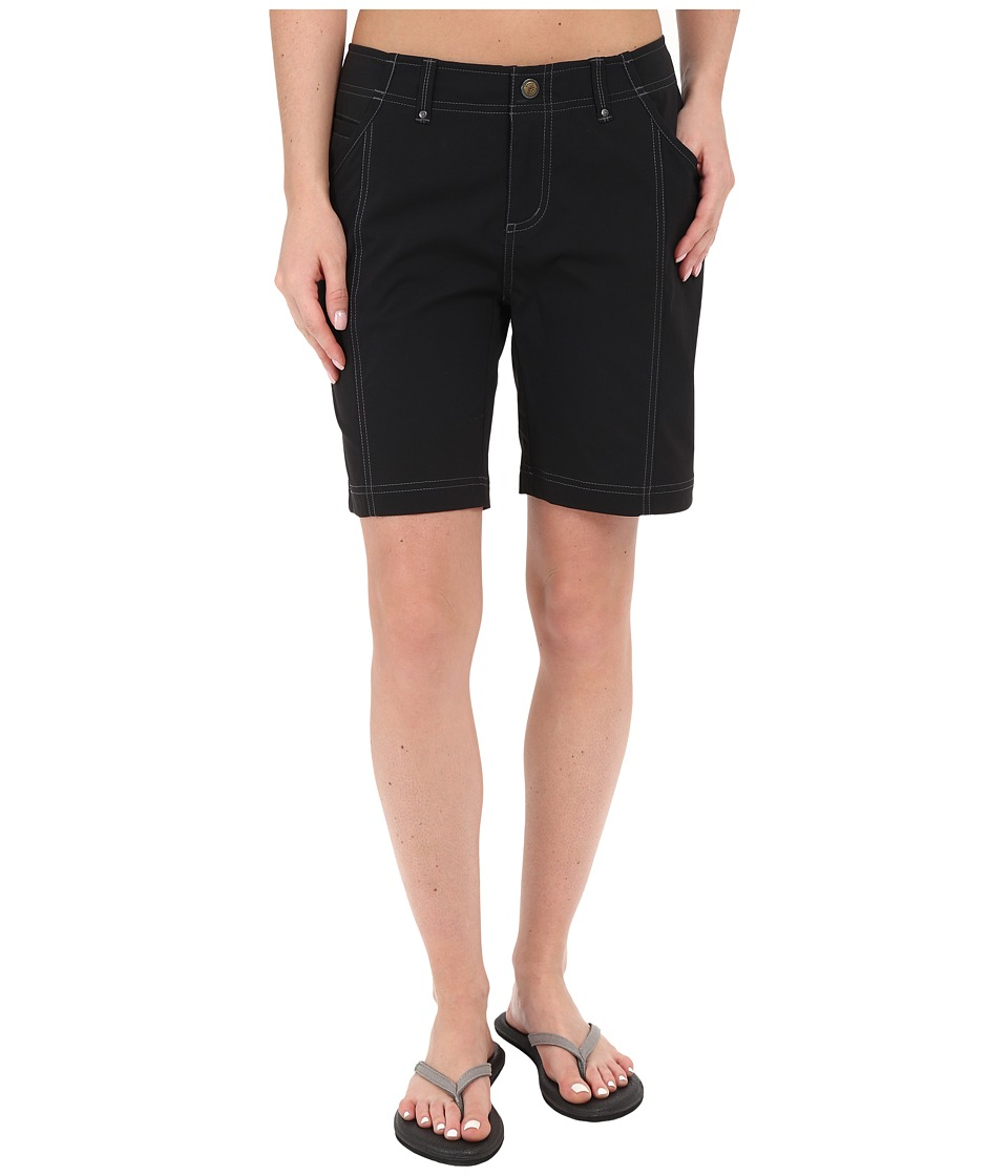 Royal Robbins - Discovery Shorts (Jet Black) Women's Shorts