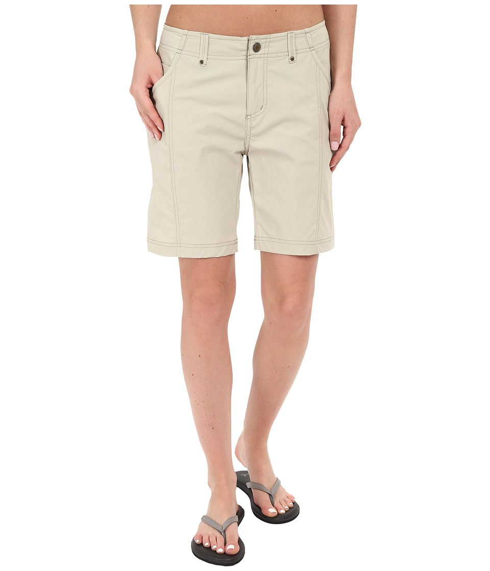 Royal Robbins - Discovery Shorts (Sandstone) Women's Shorts