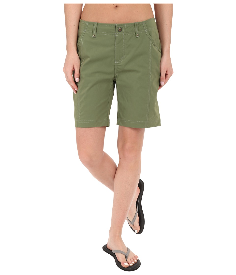 Royal Robbins Discovery Shorts (Aloe) Women