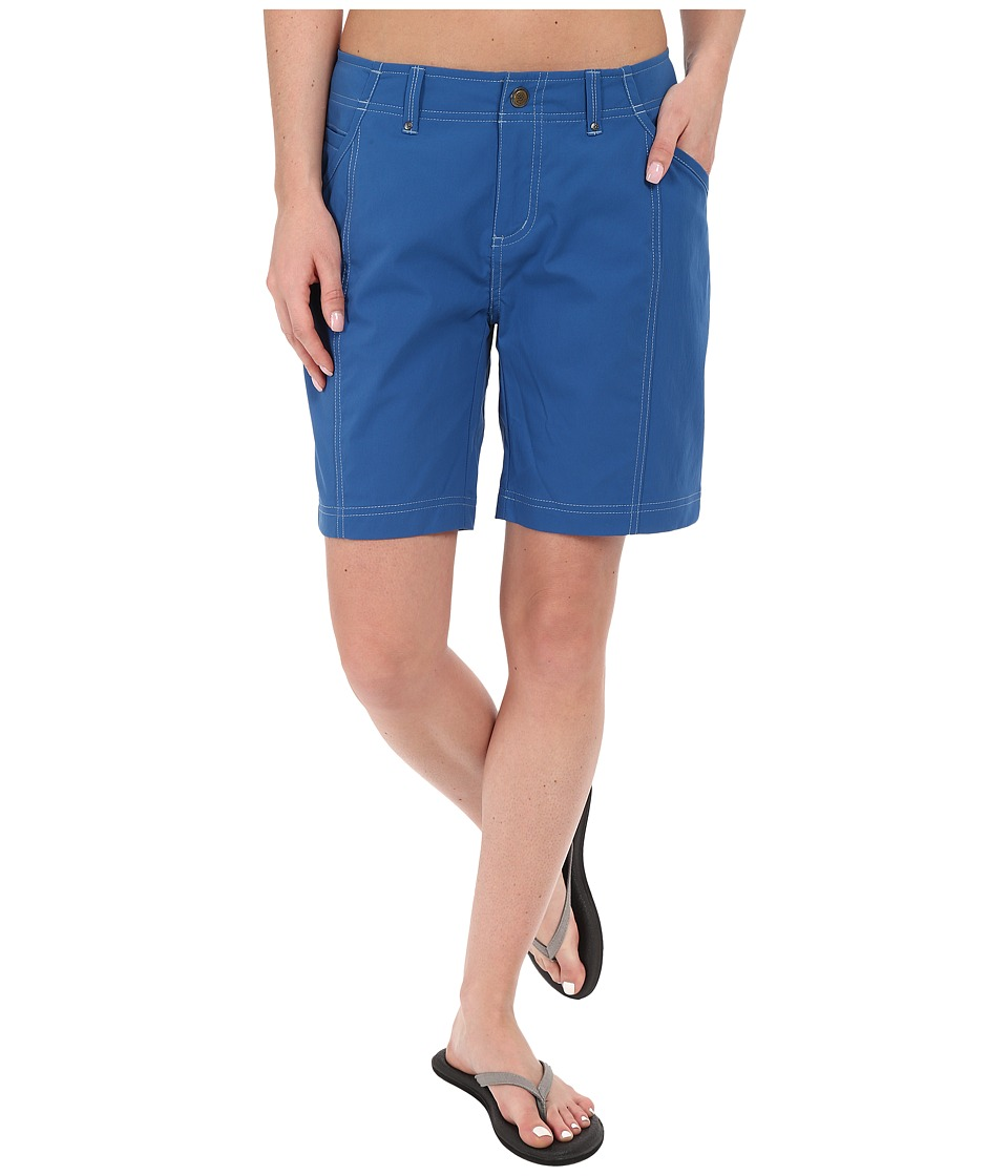 Royal Robbins - Discovery Shorts (Dark Lapis) Women's Shorts