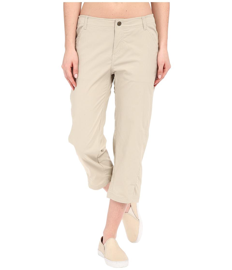 Royal Robbins Discovery Capri Pants (Sandstone) Women