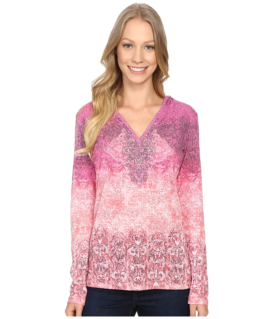 Kuhl - Basel Hoodie (Orchid) Women's Long Sleeve Pullover