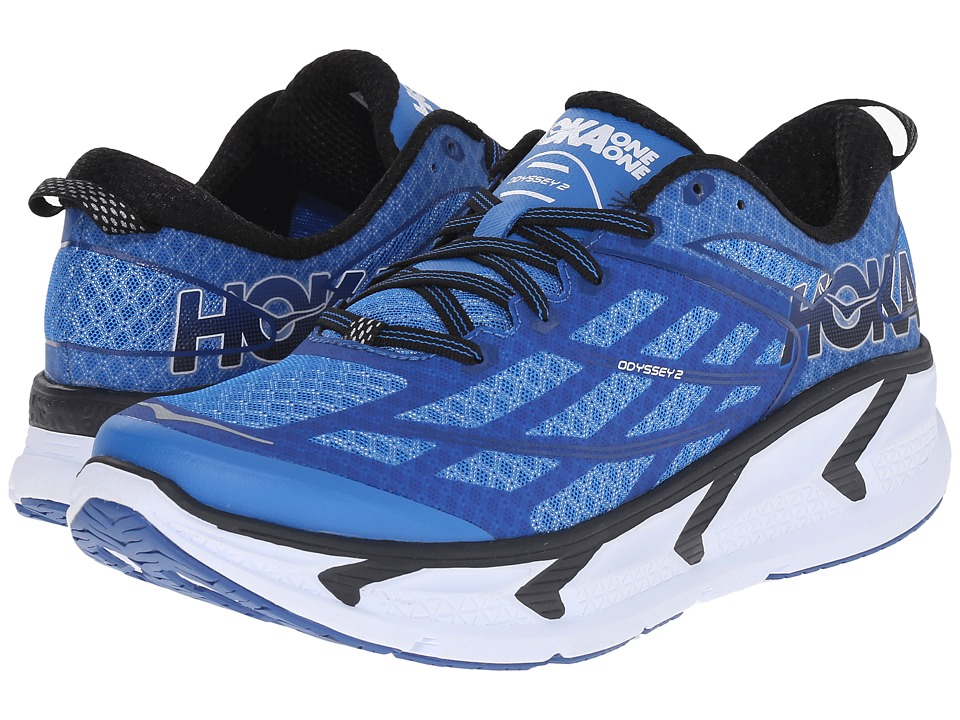 Hoka One One - Odyssey 2 (Directoire Blue/White) Men's Running Shoes
