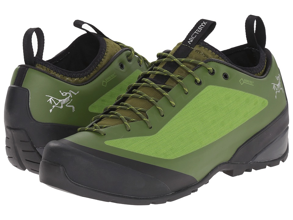 Arc'teryx - Alpha FL GTX (Kaktos Arc/Kaktos Arc) Men's Shoes