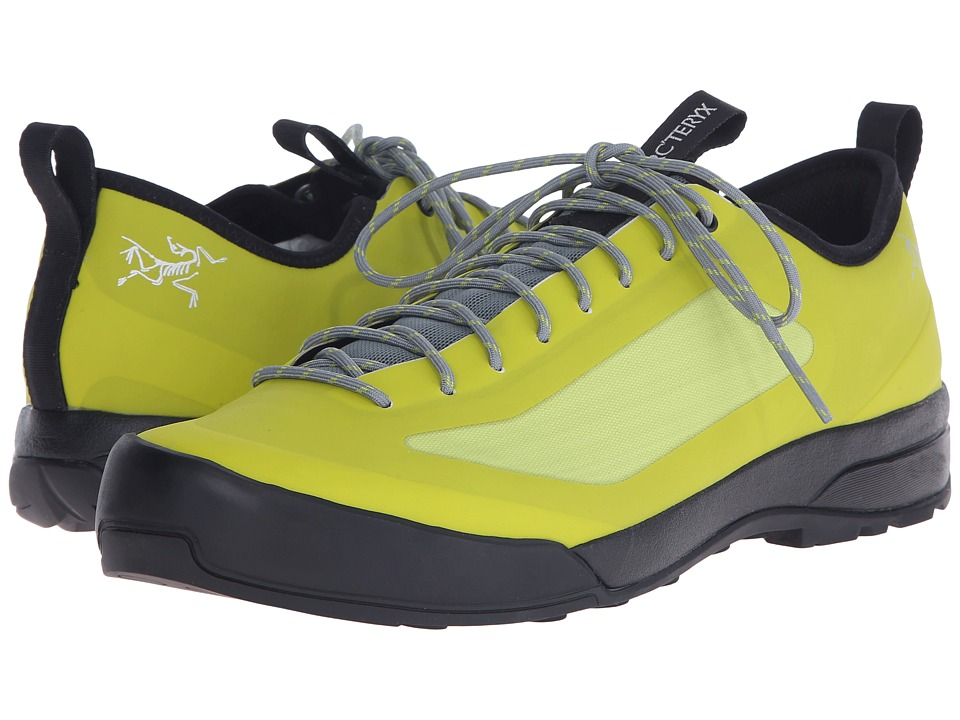 Arc'teryx - Acrux SL Approach Shoe (Genepi Arc/Moraine Arc) Men's Shoes