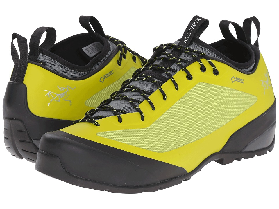 Arc'teryx - Acrux2 FL GTX Approach Shoe (Genepi Arc/Moraine Arc) Men's Shoes
