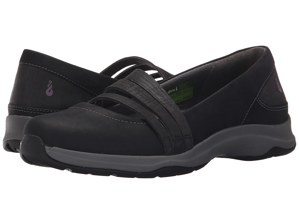Ahnu - Merritt (Black) Women's Shoes
