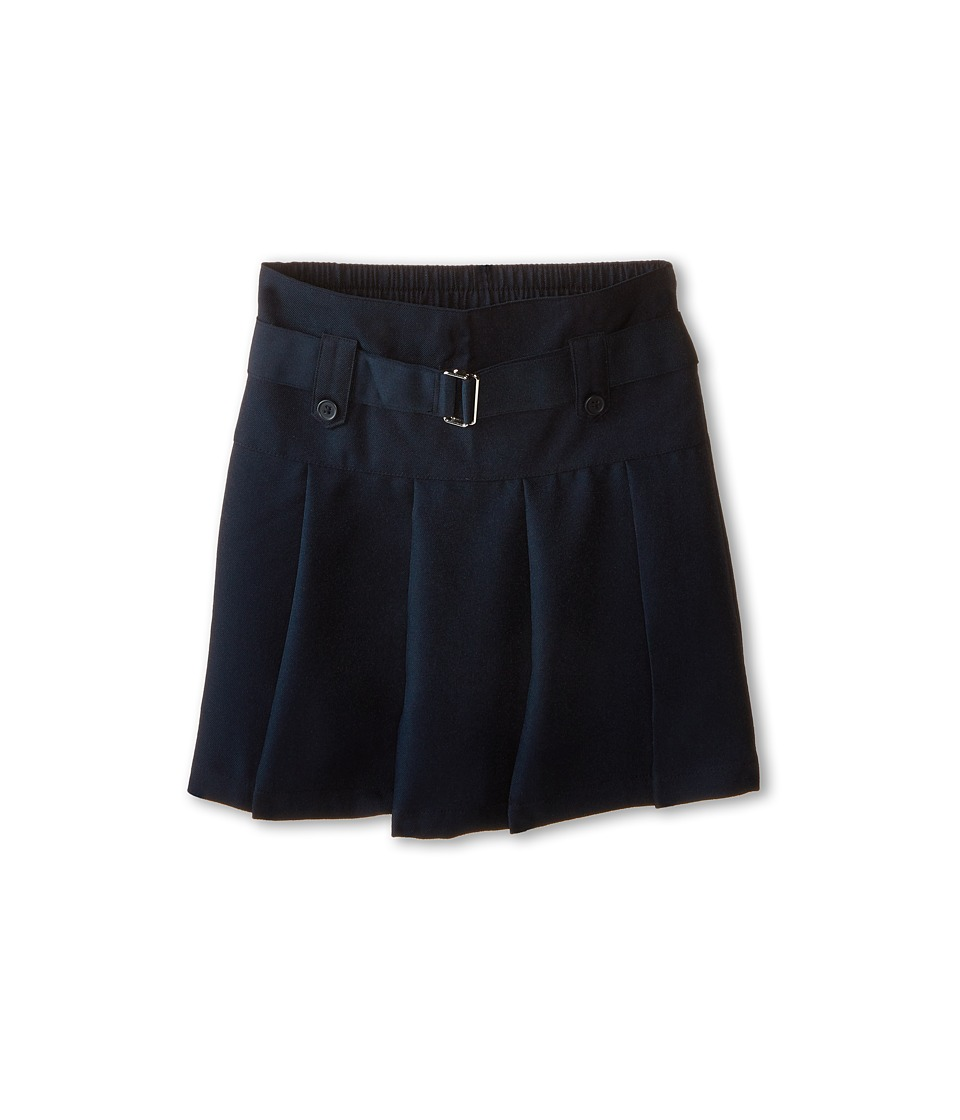 Nautica Kids - Scooter/Skort with Pockets (Big Kids) (Su Navy) Girl's Skort
