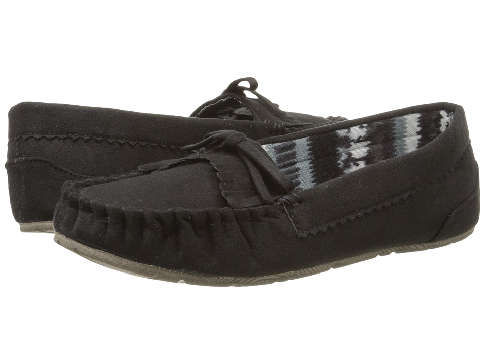 UNIONBAY - Yes (Black) Women's Moccasin Shoes