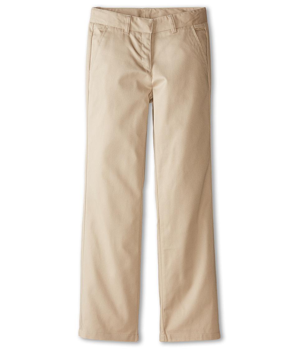 Nautica Kids - Bootcut Pants (Big Kids) (Su Khaki) Girl's Casual Pants