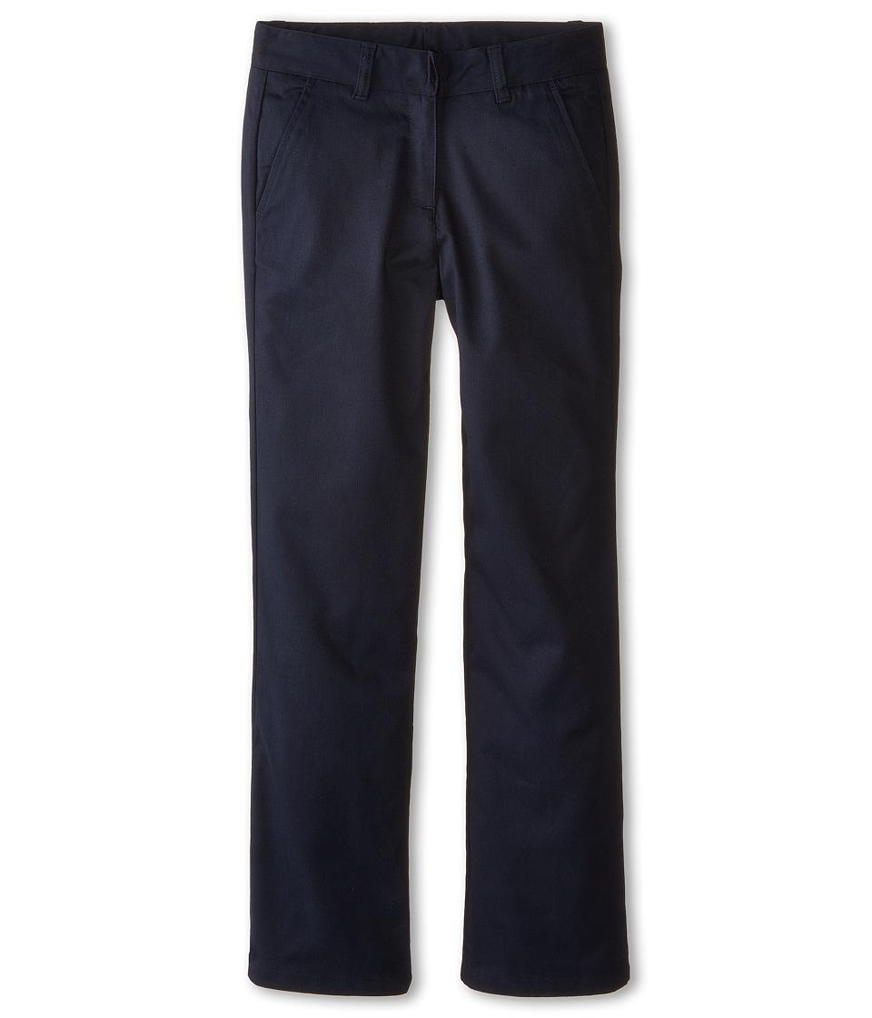 Nautica Kids - Bootcut Pants (Big Kids) (Su Navy) Girl's Casual Pants