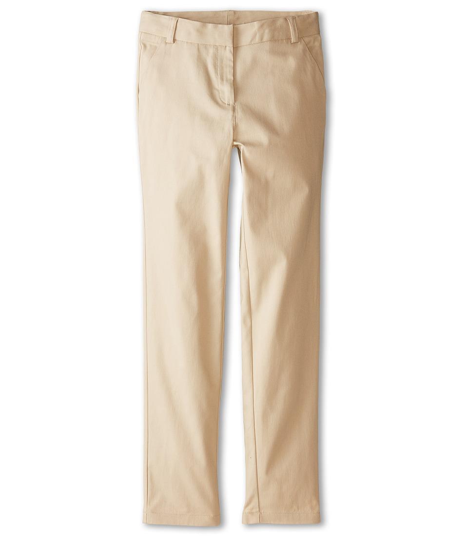 Nautica Kids - Skinny Pants (Big Kids) (Su Khaki) Girl's Casual Pants