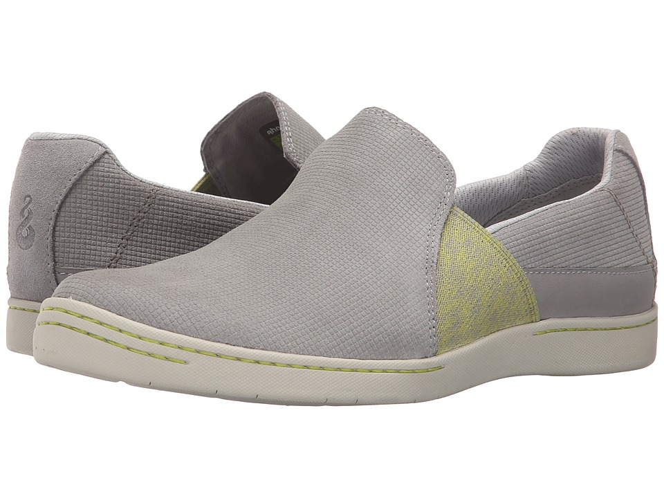 Ahnu - Precita (Fog Grey) Women's Shoes