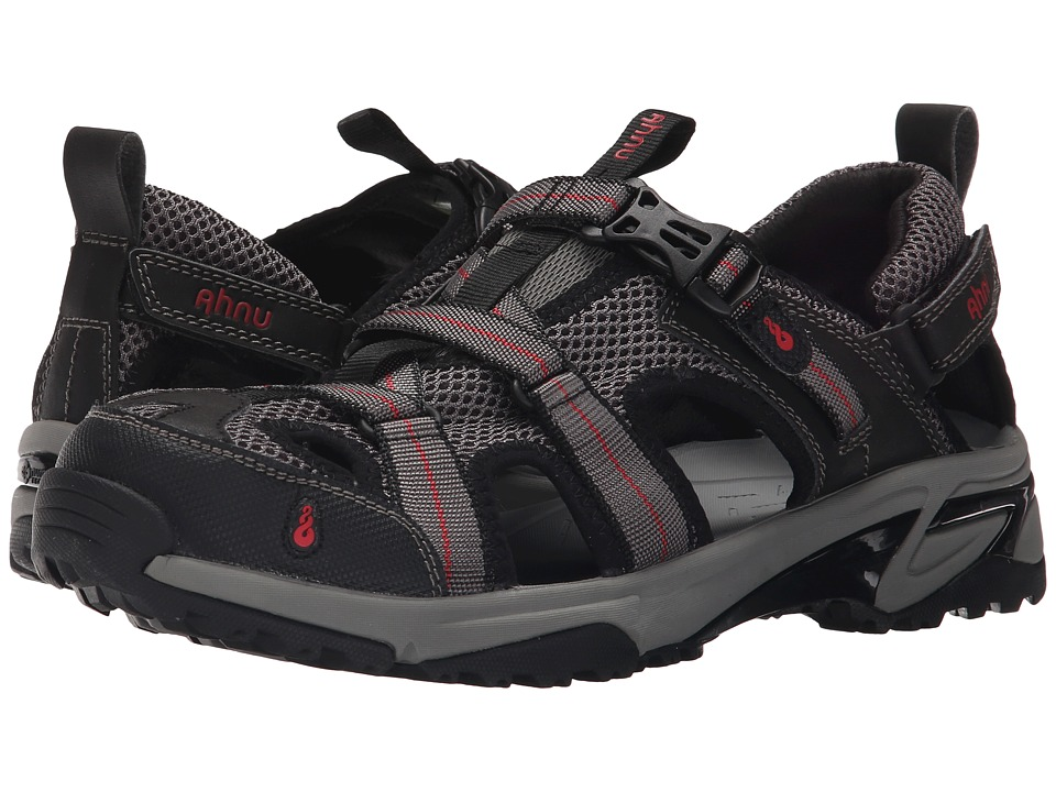 Ahnu - Del Rey (Smoke Charcoal) Men's Shoes