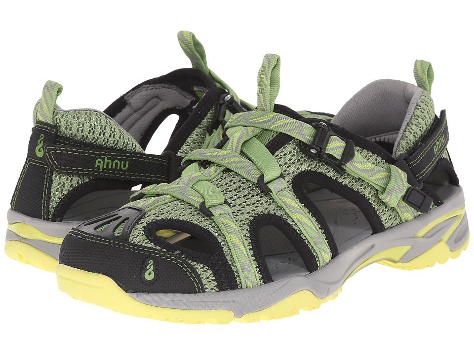 Ahnu - Tilden V (Leaf Golden Grass) Women's Shoes