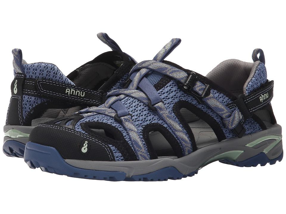 Ahnu - Tilden V (Leaf Regatta Blue) Women's Shoes