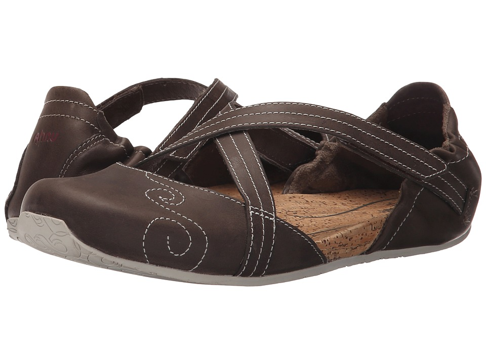 Ahnu - Karma Latitude Leather (Alder Bark) Women