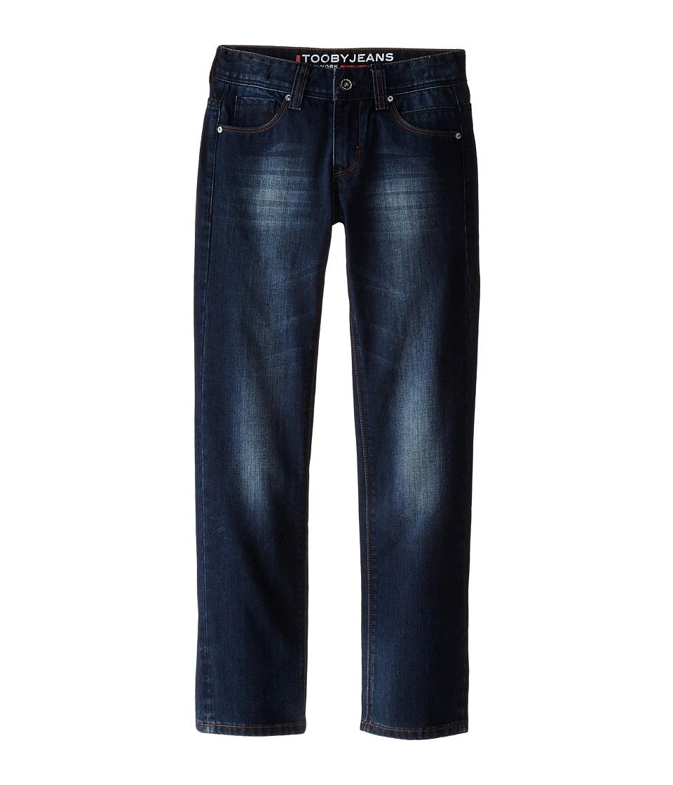 Toobydoo - Dark Wash Jeans (Toddler/Little Kids/Big Kids) (Dark Denim) Boy's Jeans