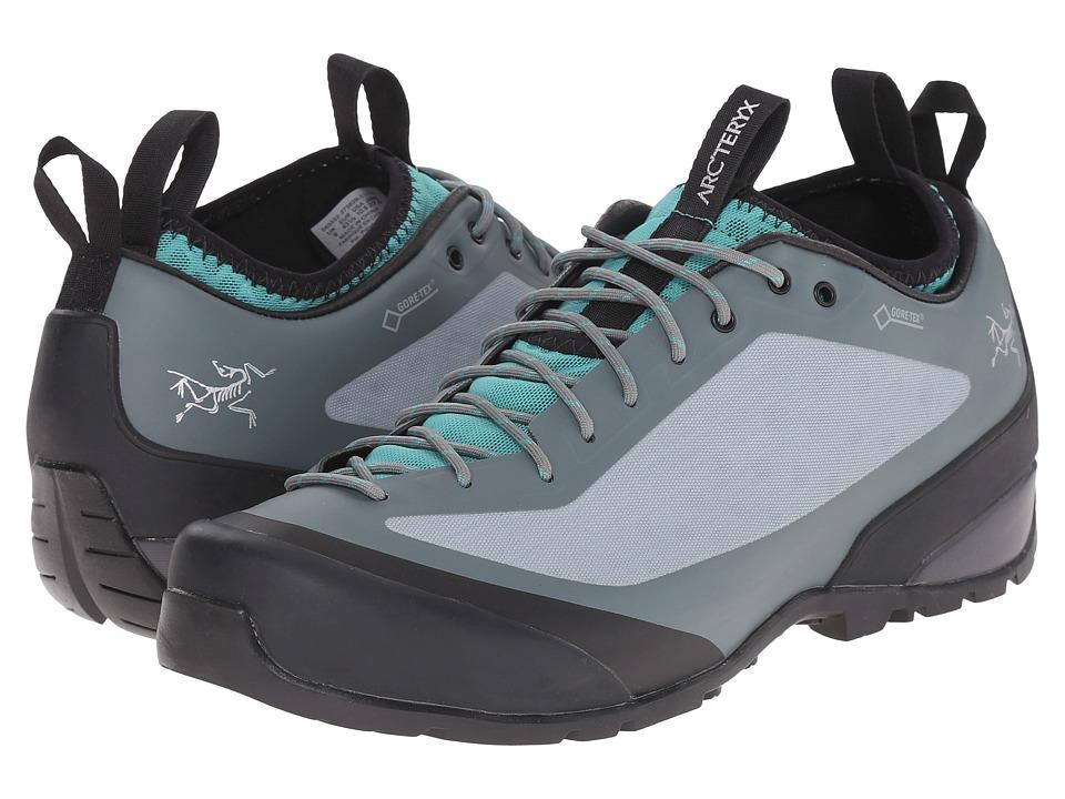 Arc'teryx - Acrux2 FL Approach Shoe (Moraine Arc/Patina Arc) Women's Shoes