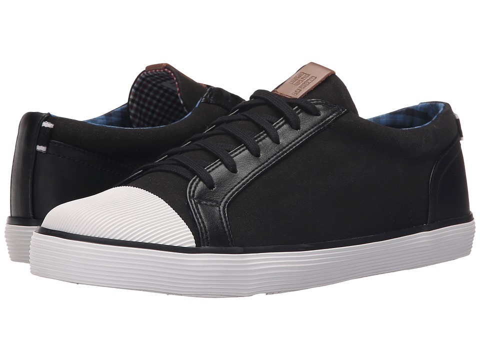 Ben Sherman - Aden Clean (Black) Men's Shoes