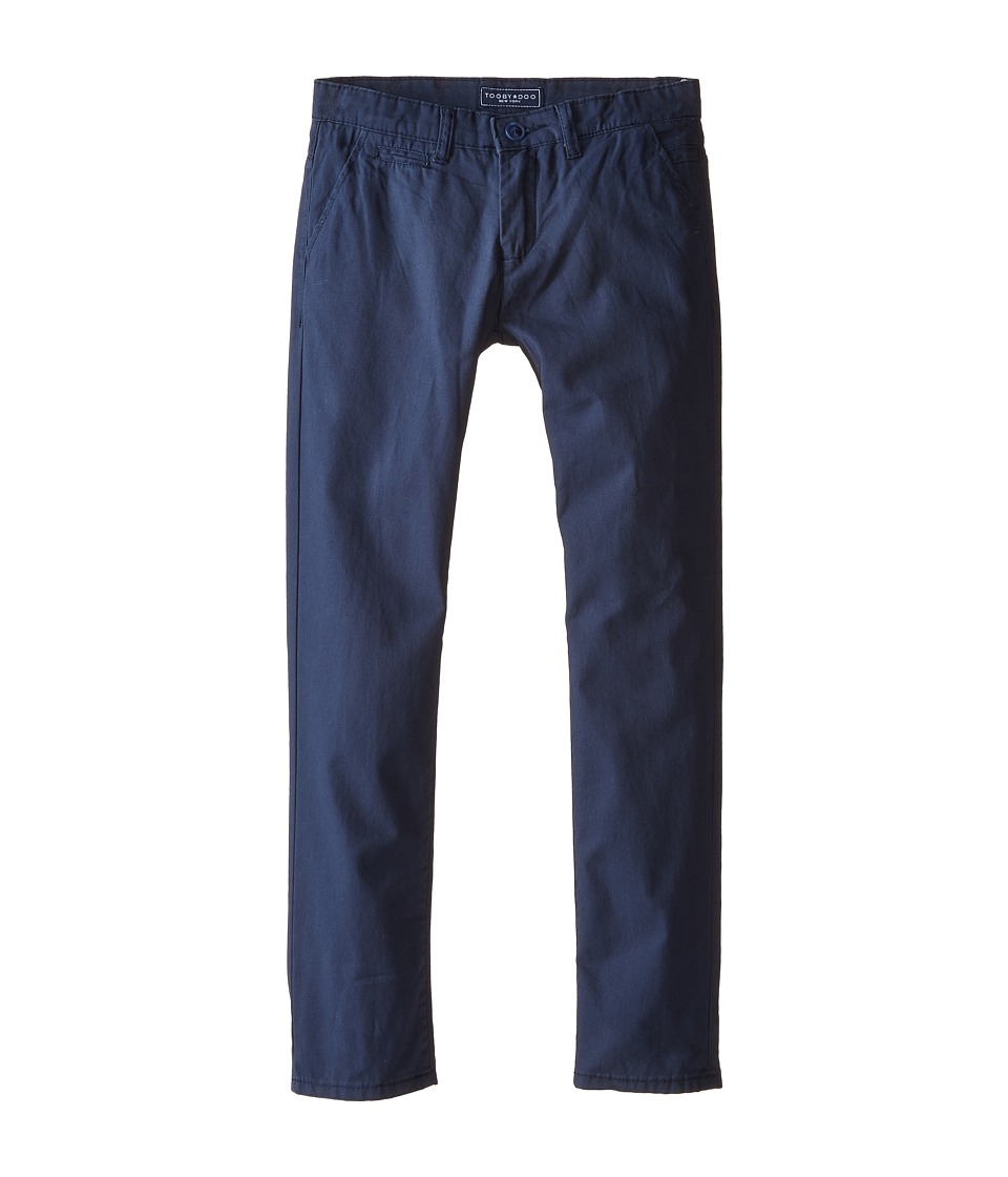 Toobydoo - The Perfect Fit Blue (Toddler/Little Kids/Big Kids) (Navy) Boy's Casual Pants