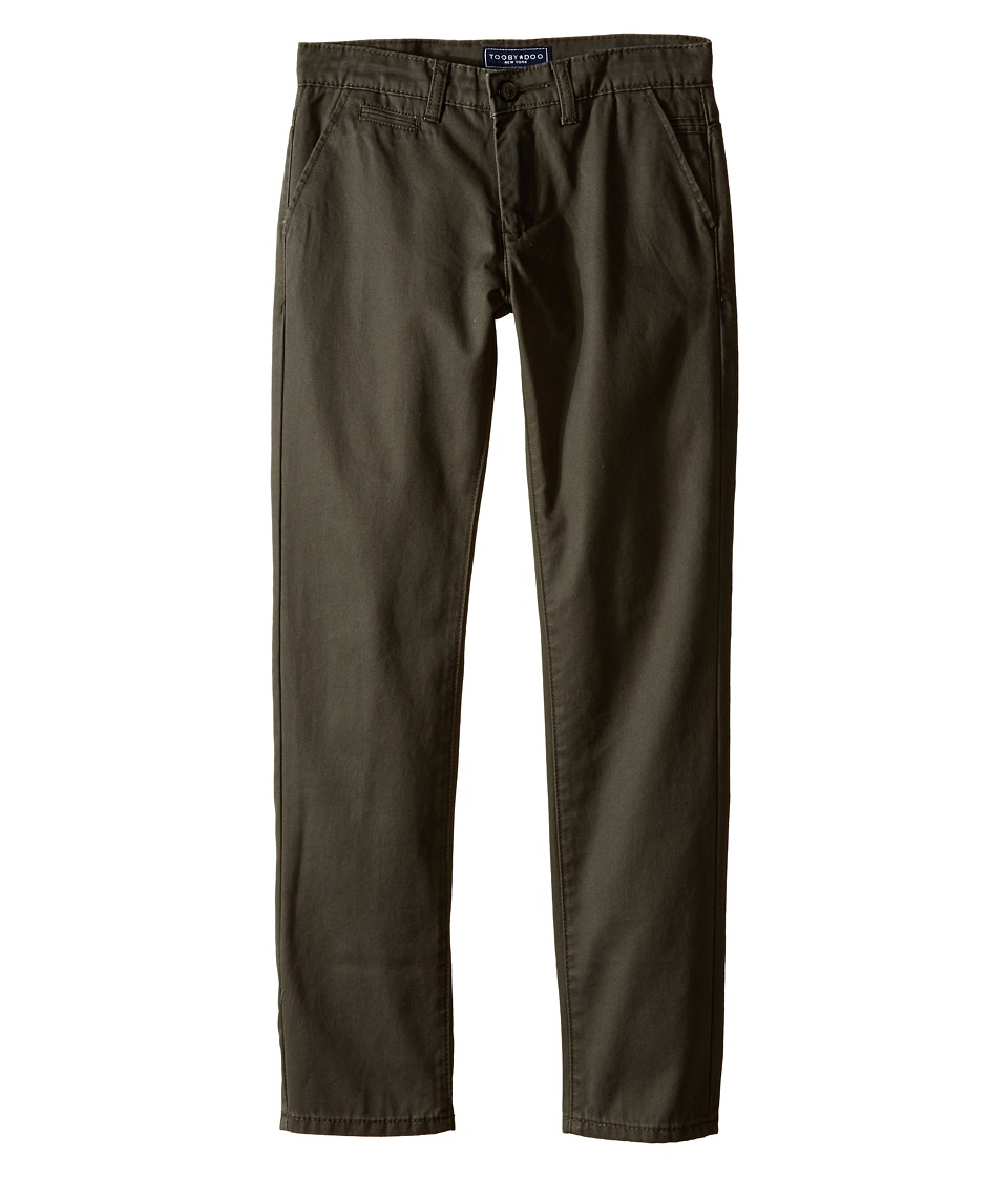 Toobydoo - The Perfect Fit Olive (Toddler/Little Kids/Big Kids) (Olive) Boy's Casual Pants