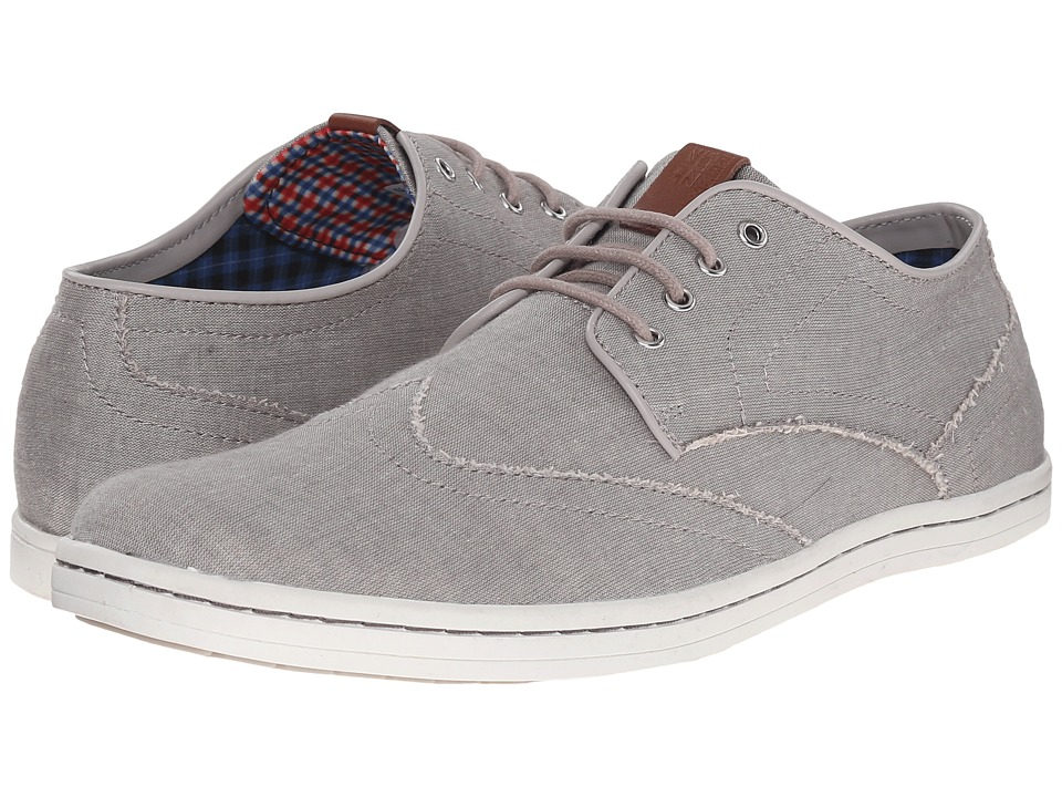 Ben Sherman - Nicholas (Grey Chambray) Men's Shoes