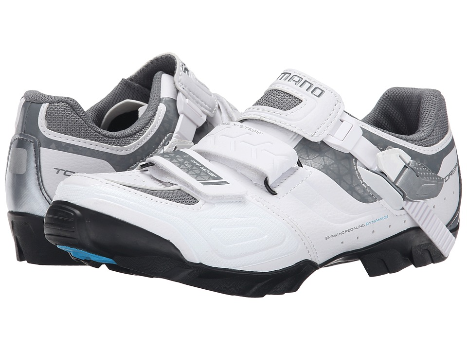 Shimano - SH-WM64L (White) Women's Cycling Shoes
