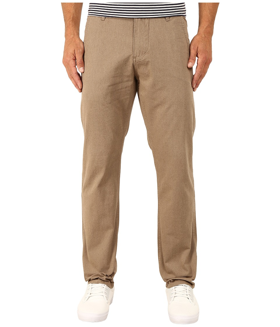 Dockers Men's - Alpha Original Khaki Yarn Dye (Encinitas A - Carmel Khaki) Men's Casual Pants
