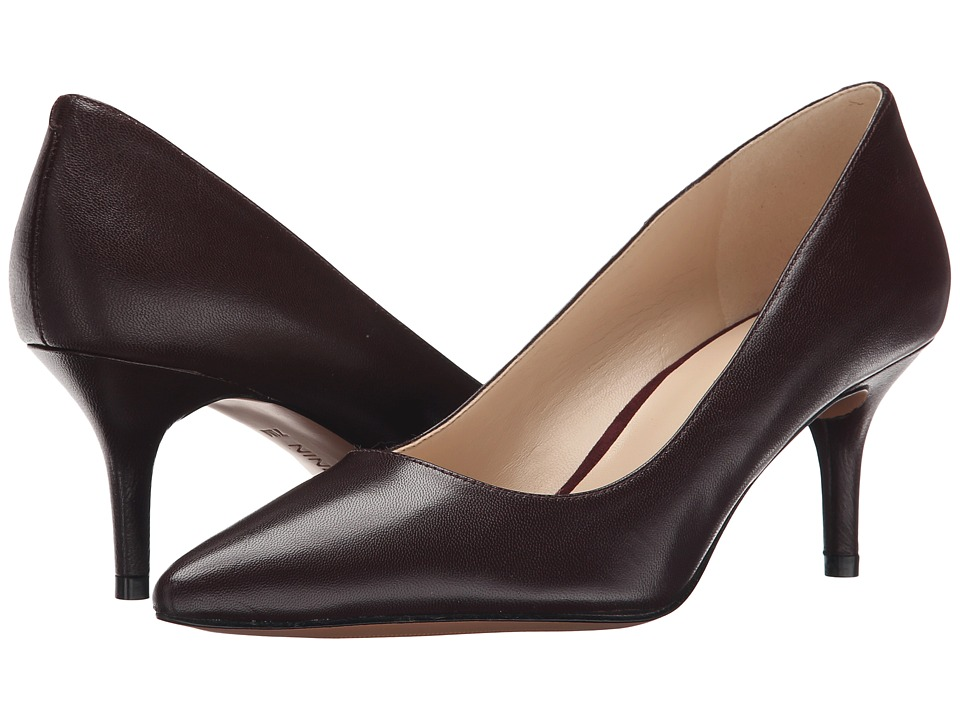 Nine West - Margot (Wine Leather) High Heels