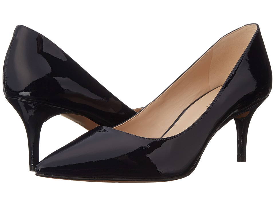 Nine West - Margot (Navy Patent) High Heels