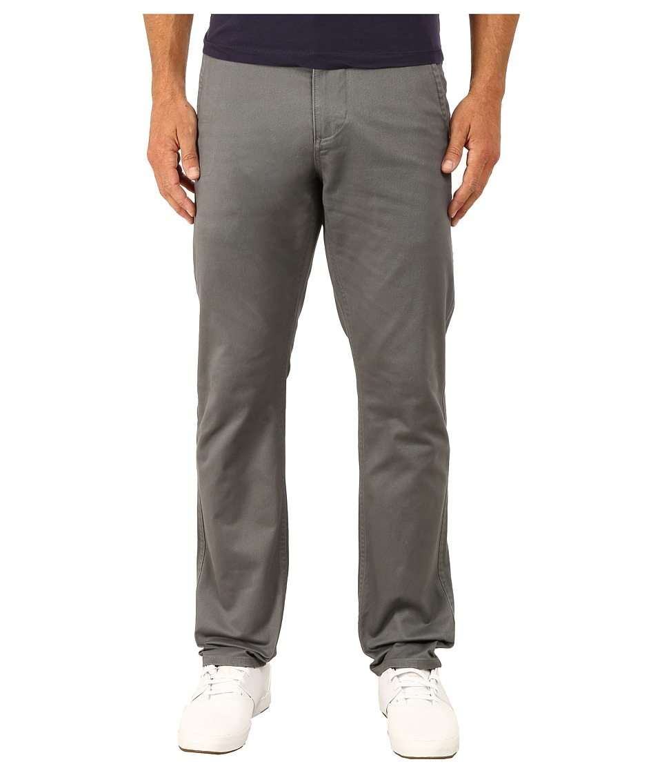 Dockers Men's - Alpha Khaki Stretch Slim Tapered (Stretch - Burma Grey) Men's Casual Pants