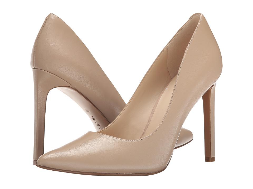 Nine West - Tatiana (Natural Leather) High Heels