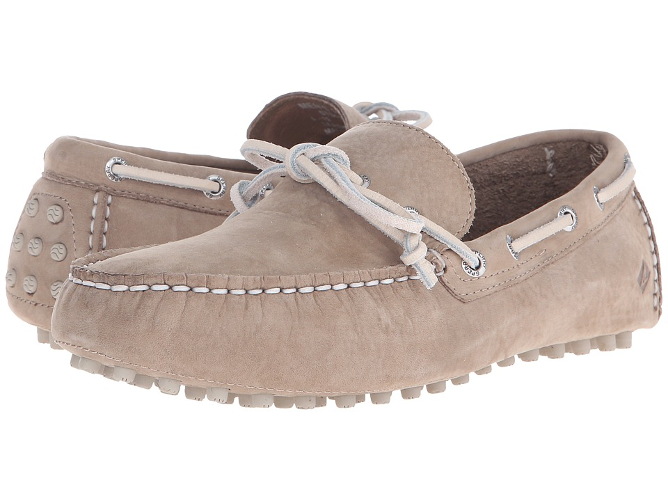 Sperry Top-Sider Hamilton Driver 1-Eye Washable (Taupe) Men