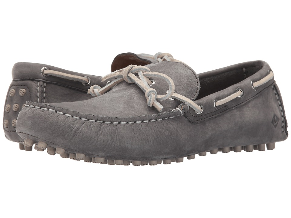 Sperry Top-Sider Hamilton Driver 1-Eye Washable (Grey) Men