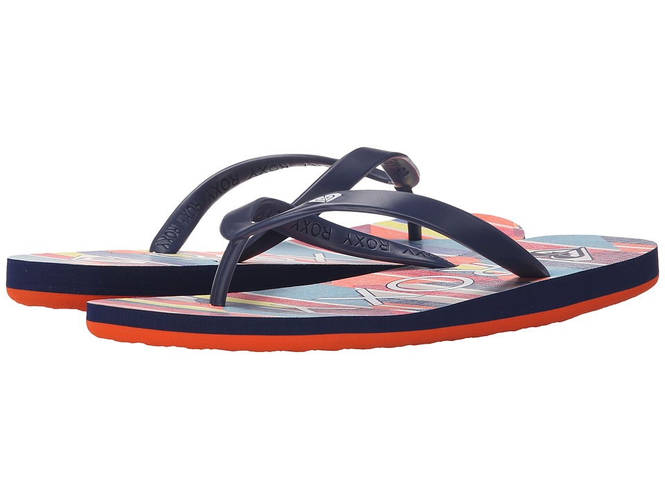 Roxy - Tahiti (Stripe Barely Pink) Women's Sandals