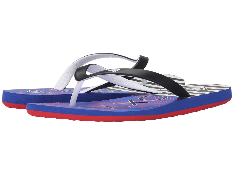 Roxy - Tahiti (Navy/White) Women's Sandals