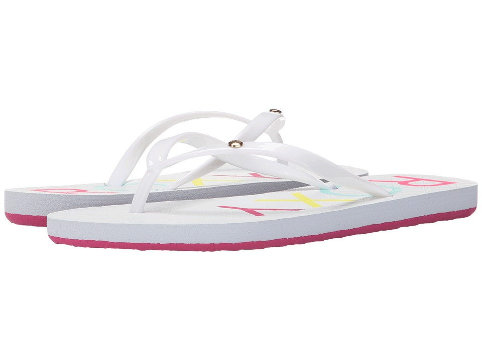 Roxy - Sandy (White) Women's Sandals
