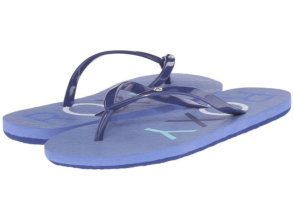 Roxy - Sandy (Chambray 2) Women's Sandals