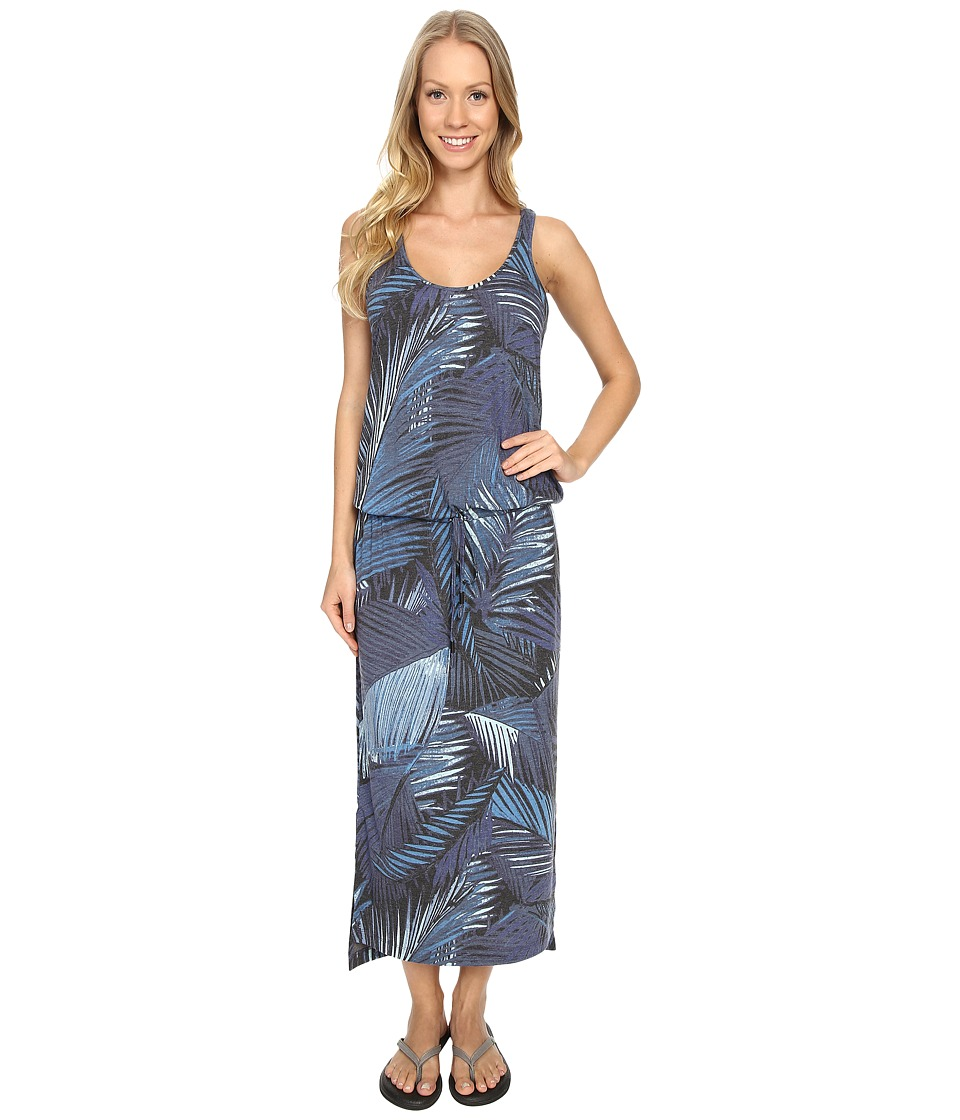 Lole Jacey Dress (Vallarta Blue Palm) Women