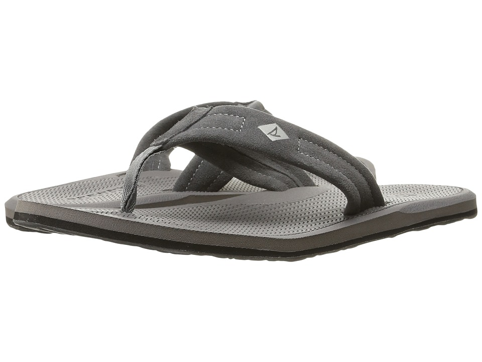 Sperry Top-Sider Sharktooth Thong (Grey 2) Men