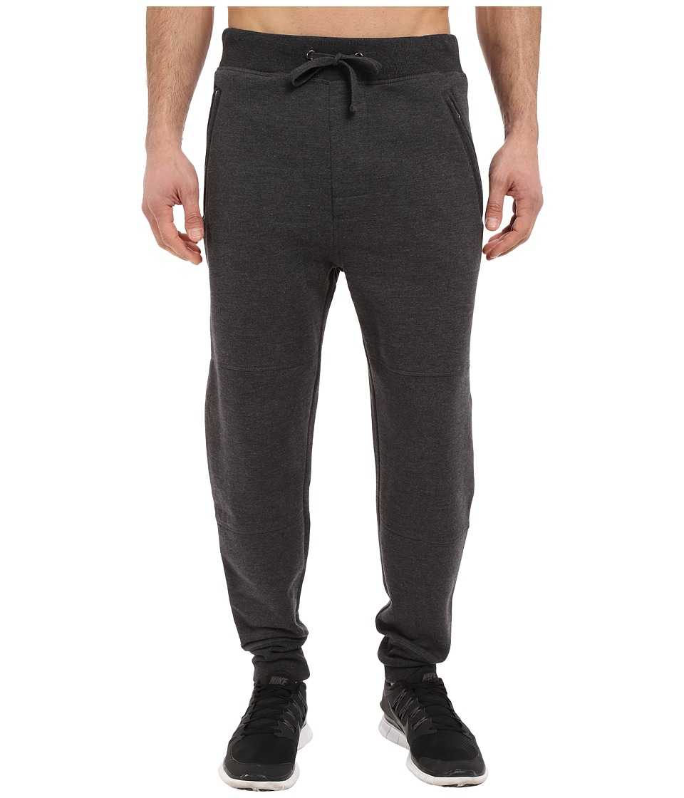 Prana - Maverik Pants (Black Heather) Men's Casual Pants