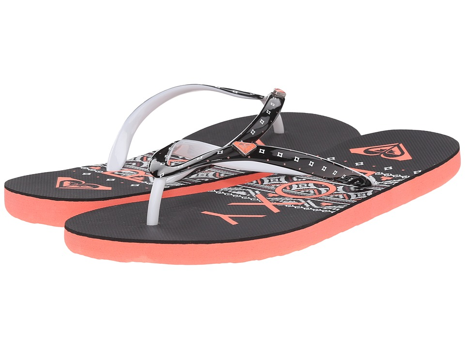 Roxy - Mimosa (Black Print) Women's Sandals