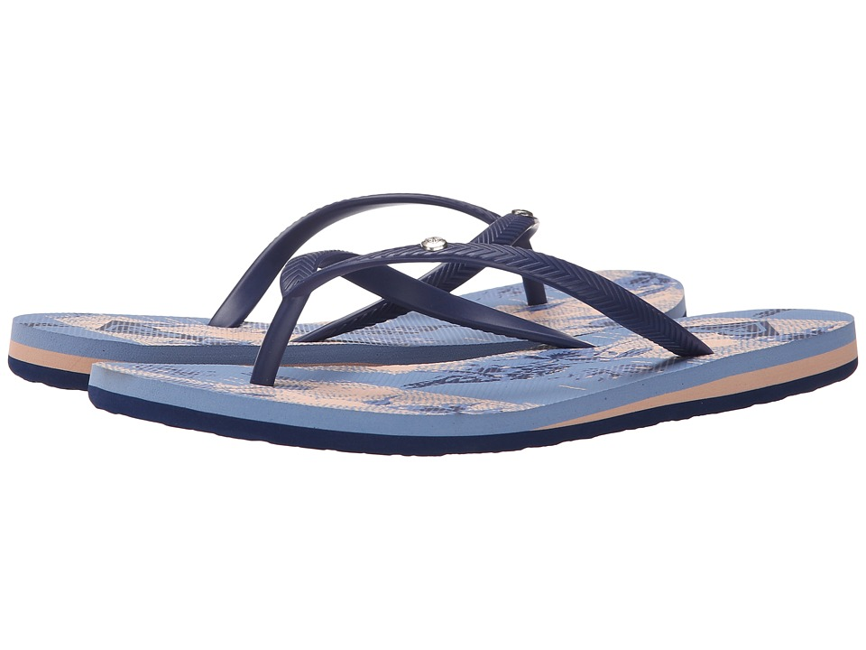 Roxy - Bermuda (Chambray 2) Women's Sandals