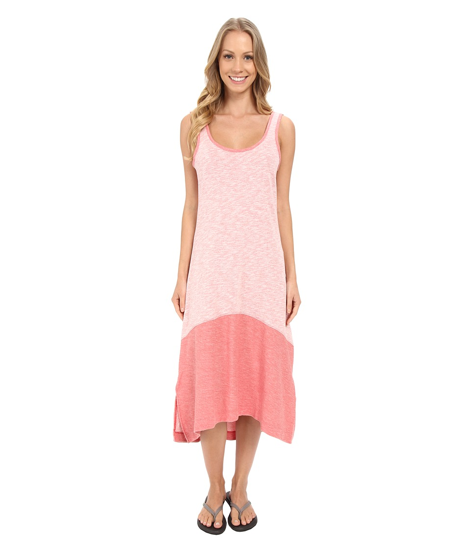 Columbia Wear It Everywhere Dress (Sunset Red Heather) Women