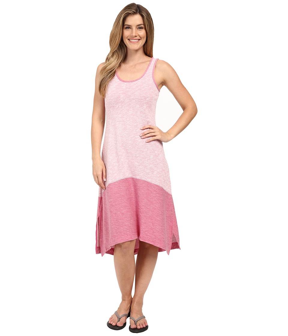 Columbia - Wear It Everywhere Dress (Haute Pink Heather) Women's Dress